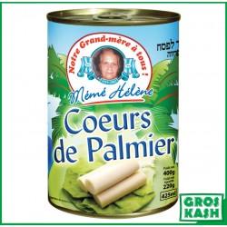 Coeurs de Palmier 400 GR kasher lepessah RABBI HOD DE BNE BRACQ