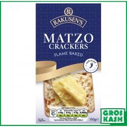 Crackers Matzot 150gr kasher lepessah BADATZ IHOUD