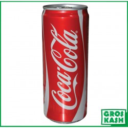Coca Cola Rouge 33cl kasher lepessah
