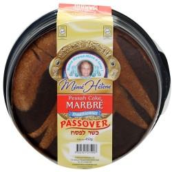 Cake Marbre 450gr kasher lepessah MEME HELENE
