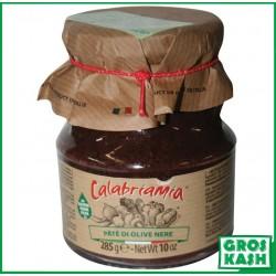 Tapenade d'Olives Noires a huile d'olives 314ml kasher lepessah