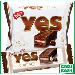3 Yes Cacao sachet 96gr kasher halavi RABBI HOD