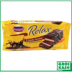 5 Relax Chocolat sachet 160gr kasher halavi RABBI HOD