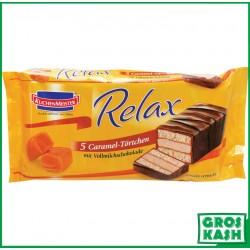 5 Relax Choco/Caramel sachet 160gr kasher halavi RABBI HOD