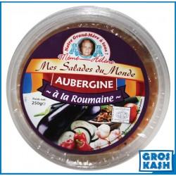 Aubergine Roumaine 250gr kasher
