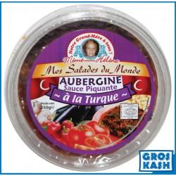 Aubergine Sauce Piquante à la Turque 250 G kasher