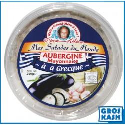 Aubergine Mayonnaise a la Grecque 250gr kasher