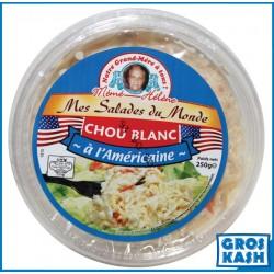 Chou Blanc à l'Américaine (Coleslaw) MH 250 G kasher