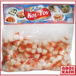 Faux Morceau de Crabes sachets 300 G kasher lepessah IHOUD HARABIM