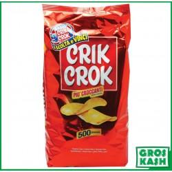 Crik Crok Chips Magnum Extra Crunchy 400 G kosher lepessah