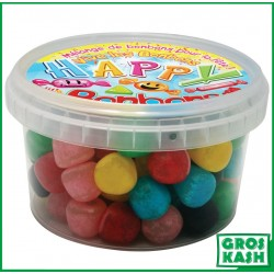 Acidou Balls Happy Candy 350 G kasher lepessah
