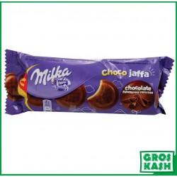 Milka Jaffa Choco Mousse 128 G kasher HALAVIE RABBI HOD
