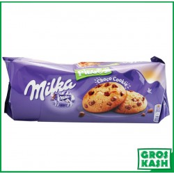 Milka Pieguski Cookies aux Pepite de Chocolat 135 G kasher HALAVIE RABBI HOD