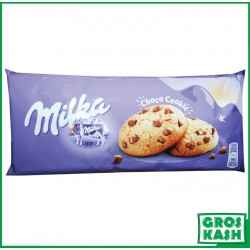 Milka Cookies aux Pepites Chocolat 135 G kasher HALAVIE RABBI HOD