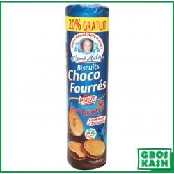 Choco Fourres 500 G +20% Gratuit kasher parve Mémé Hélène BADATZ IHOUD ARABANIM
