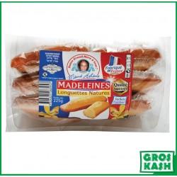 Longuette Saveur Vanille Madeleine 225 G kasher