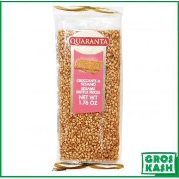 Croquant au Sesame Caramelises 60 G kasher BADATZ IHOUD