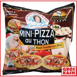 Mini-Pizza Mozarella Halav Israel 8x300 G kasher BADATZ IHOUD