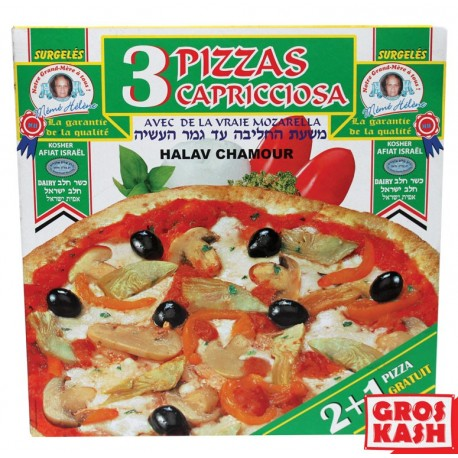 Pizza capricioza 2+1 gratuit halav israel 900g