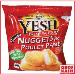 Nuggets de Poulet Panés 500gr BADATZ