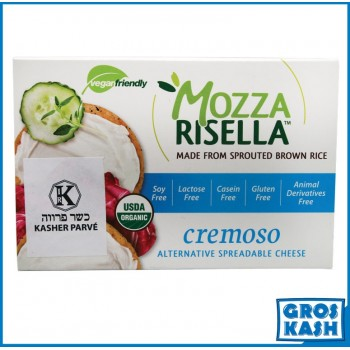 Mozzarella à tartiner
