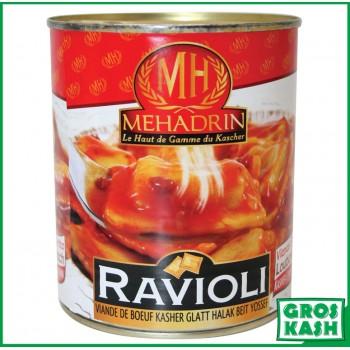 Ravioli à la viande de boeuf MEHADRIN GLATT HALAK BEIT YOSSEF SRITA LOUBAVITCH IHOUD 800g