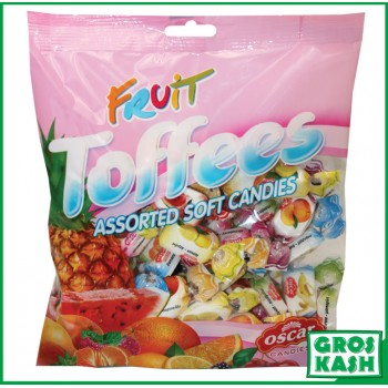 Bonbons Toffees aux fruits...