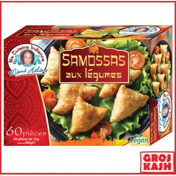60 Samossas aux...