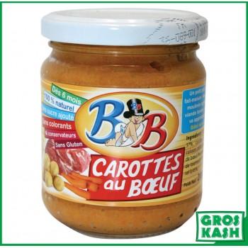 PETIT POT BÉBÉ CAROTTES au...