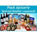 Pack épicerie Spécial Kasher Lepessah
