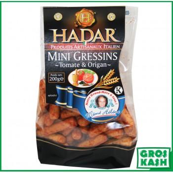 Mini Gressin Tomate Origan...