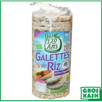 Galette De Riz Bio/Végan...