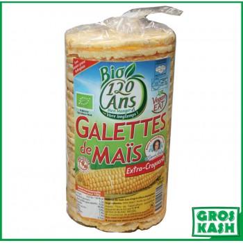 GALETTE DE MAÏS BIO 120g...