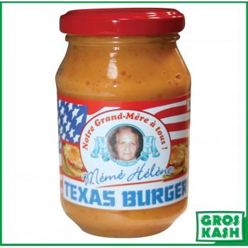 Sauce Texas Burger 250g...
