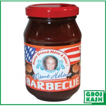 SAUCE BARBECUE 235g Kasher...