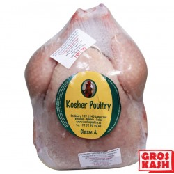 Poulet  Entier kasher...