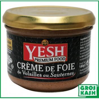 CRÈME FOIE VOLAILLE AU...