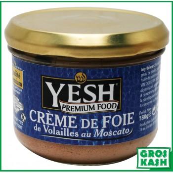Crème de Foie de Volailles...