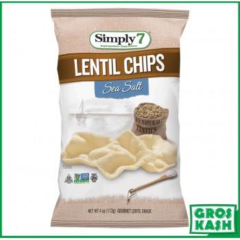 Chips Lentille Salé Casher...