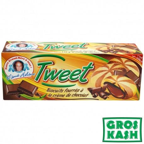 Tweet Choco 18x 150gr kosher IHOUD  RABANIM