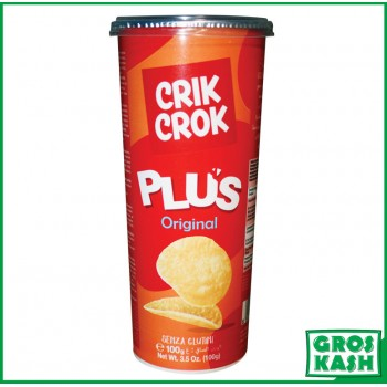 Crik Crok plus Original tube 100gr kosher lepessah