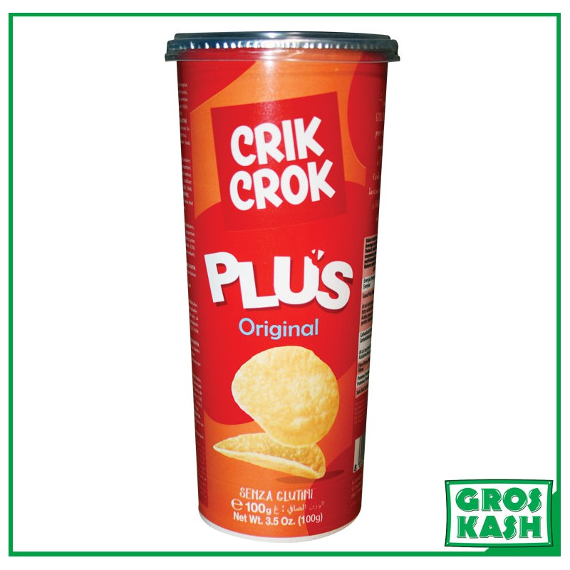 Crik Crok plus Original tube 100gr kosher lepessah