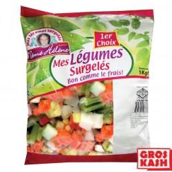 Legumes pour Couscous 1 Kg kasher lepessah MEME HELENE Badatz Ihoud Harabanim Lamehadrine