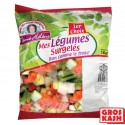 Legumes pour Couscous kasher lepessah MEME HELENE 1Kg KLP Kasher lepessah badatz ihoud harabanim lamehadrine