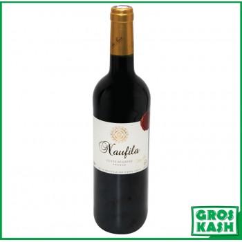 Naufila Rouge Cuvée Reservée 750ml kosher lepessah HATAM SOFER +OK LOUB