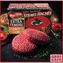 Steak Haché Kol-Tov 800gr pur Boeuf Glad Shritta Loubavitch Badatz IHOUD