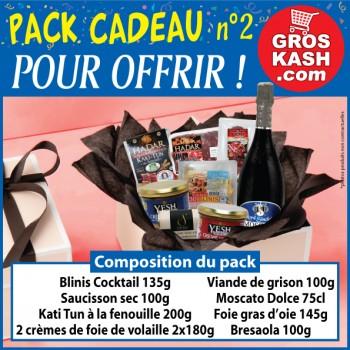 Pack Spécial «Cadeau pour offrir» version 2