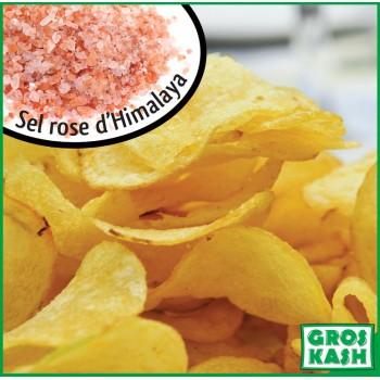 Chips De Quinoa Au Sel Rose...