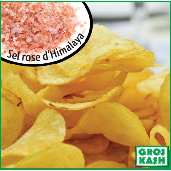Chips De Quinoa Au Sel Rose...
