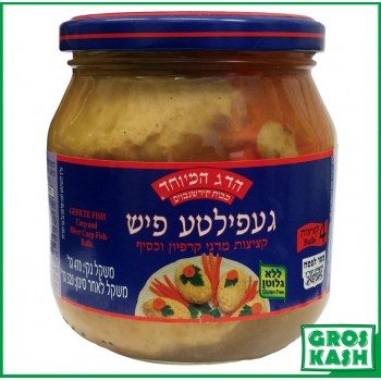 Gefilte fish Bocal 470g...